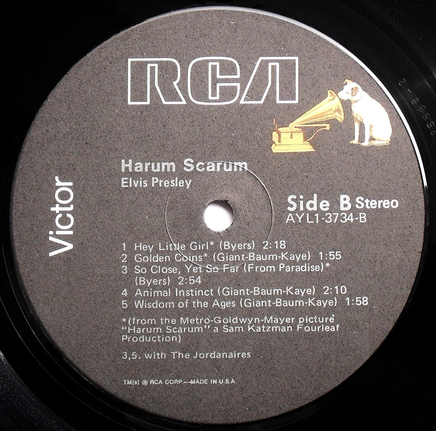 HARUM SCARUM 03s27ju51