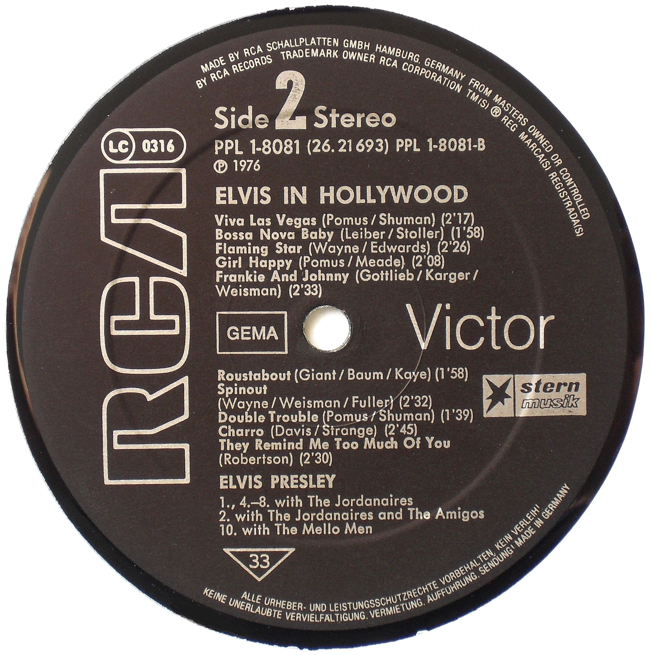 ELVIS IN HOLLYWOOD 03s2krafh