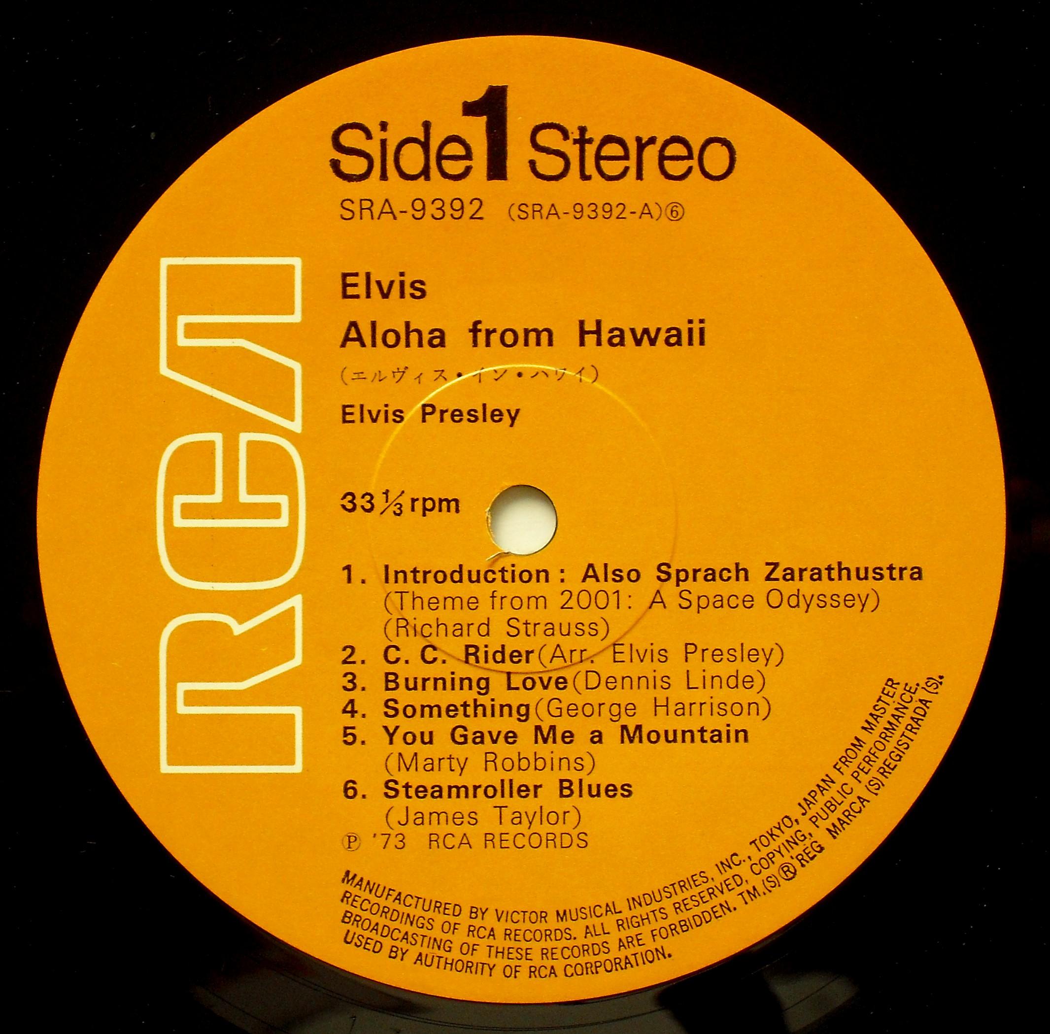ALOHA FROM HAWAII VIA SATELLITE 04s13uog4