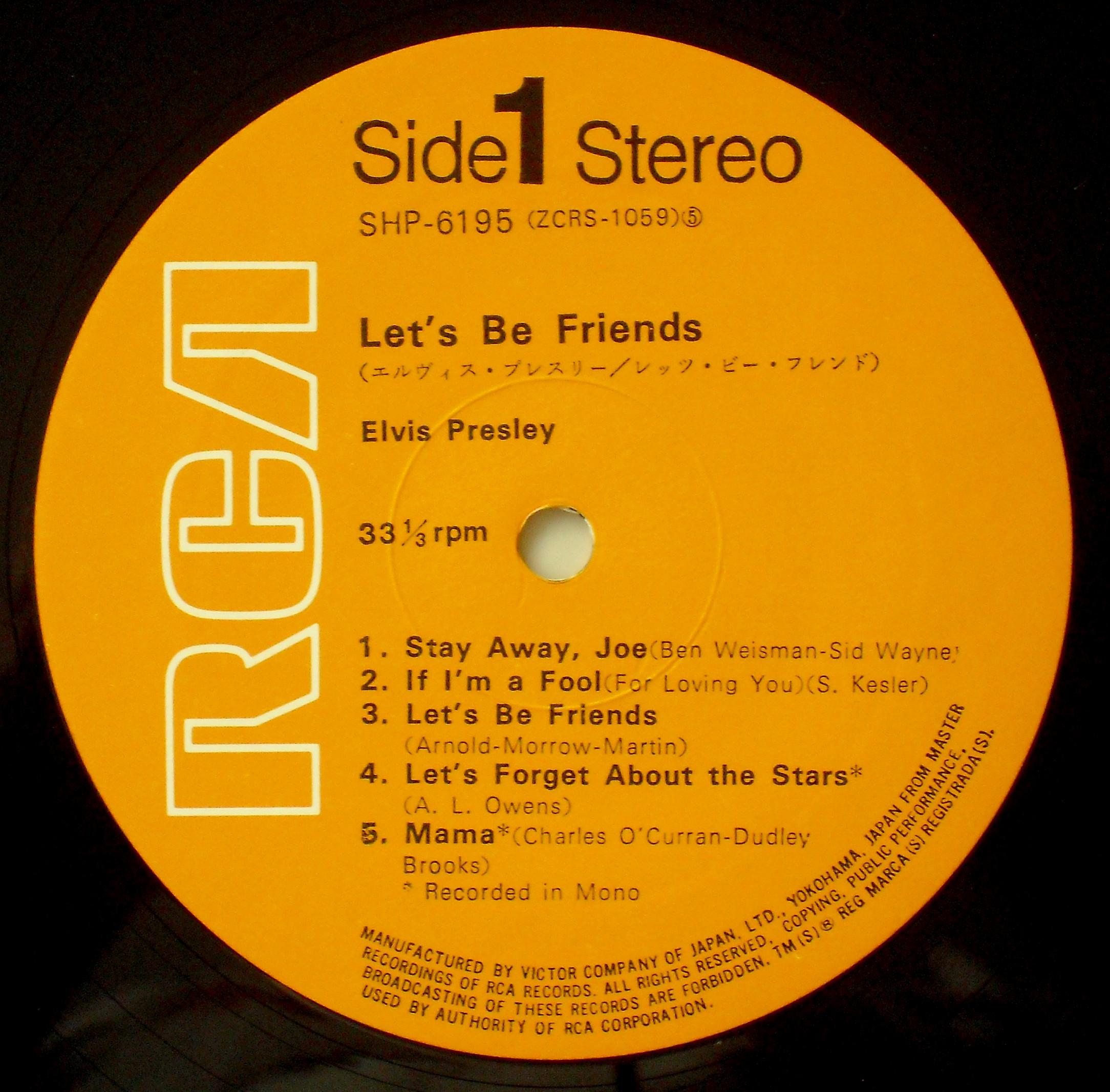 LET`S BE FRIENDS 04s1rjdwf