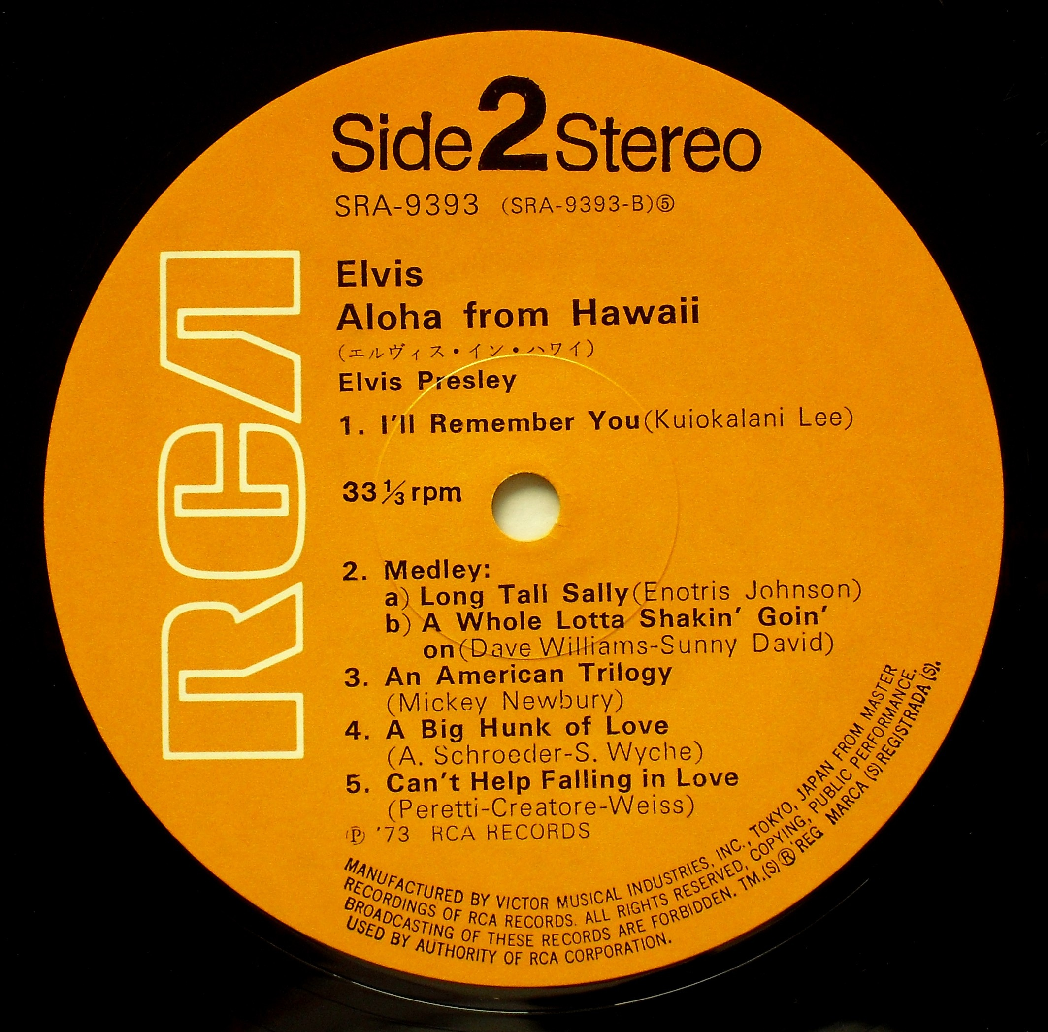 ALOHA FROM HAWAII VIA SATELLITE 04s4rnodv