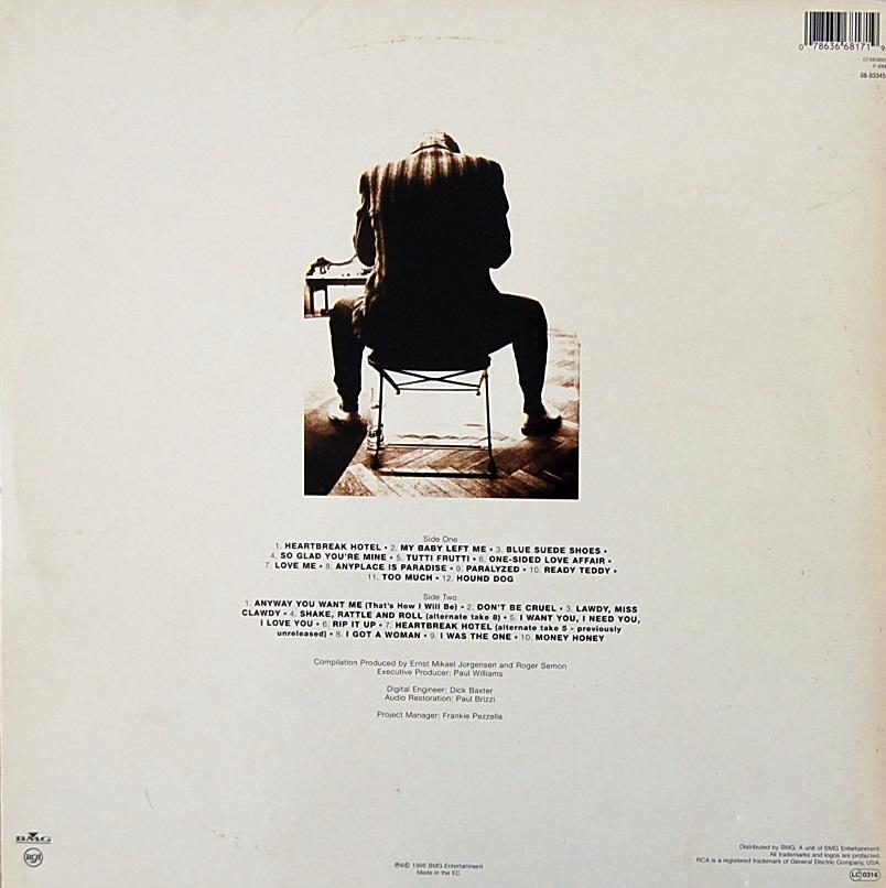 ELVIS 56 (Collectors Edition) 08-033458-201sduor