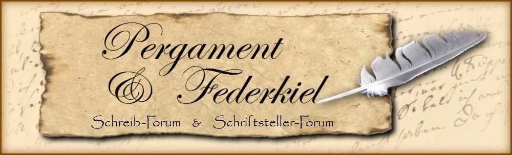 """BANNER für Schreibforum """"Pergament & Federkiel"""" 1000r-banner-pergamentfu4u"""