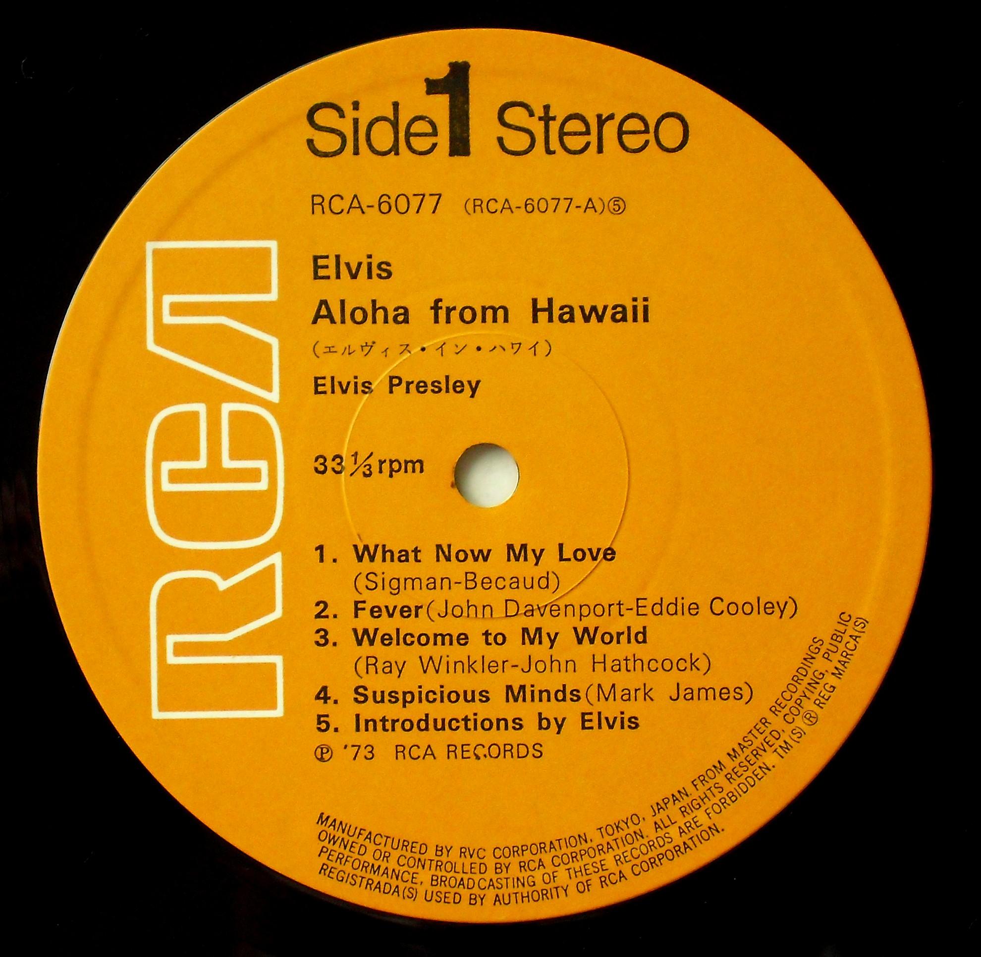 ALOHA FROM HAWAII VIA SATELLITE 11s3xfypj