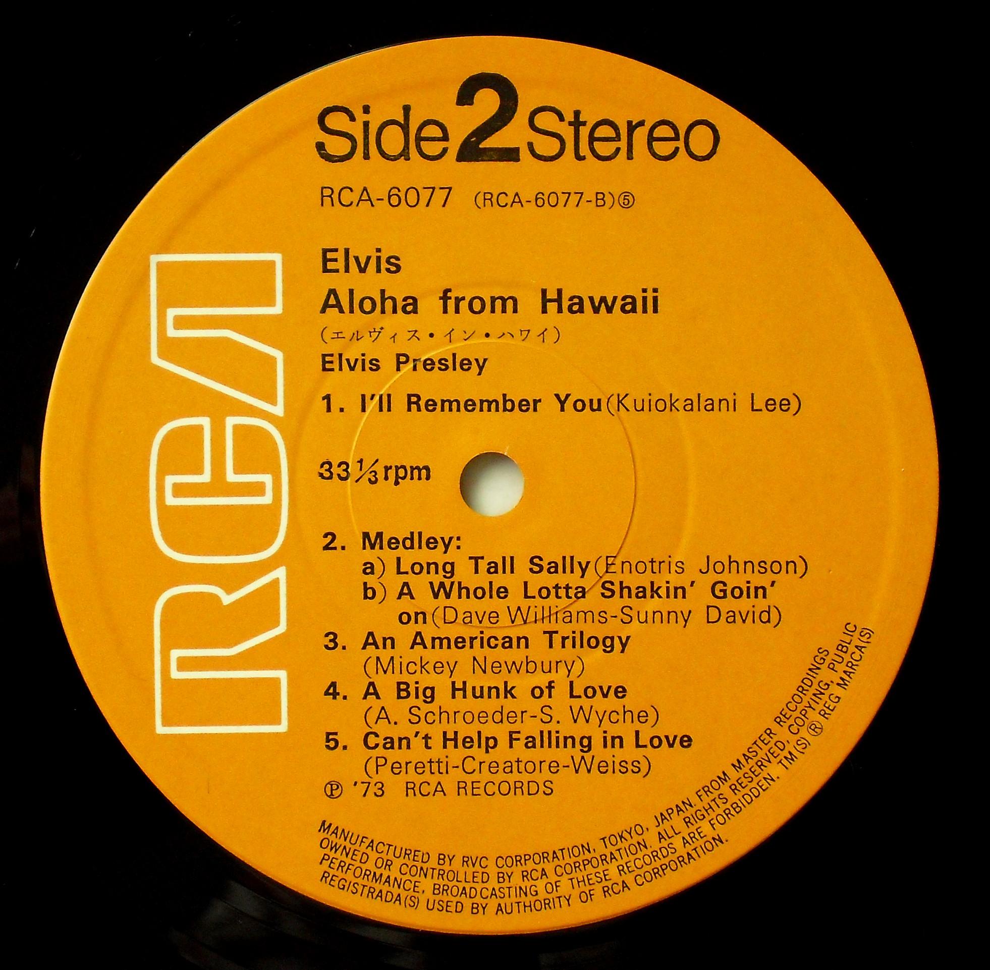 ALOHA FROM HAWAII VIA SATELLITE 11s4rzbgc