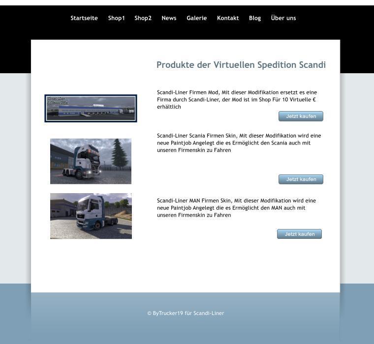 Scandi-Liner I Internationaler  Transport 12345678swcw3