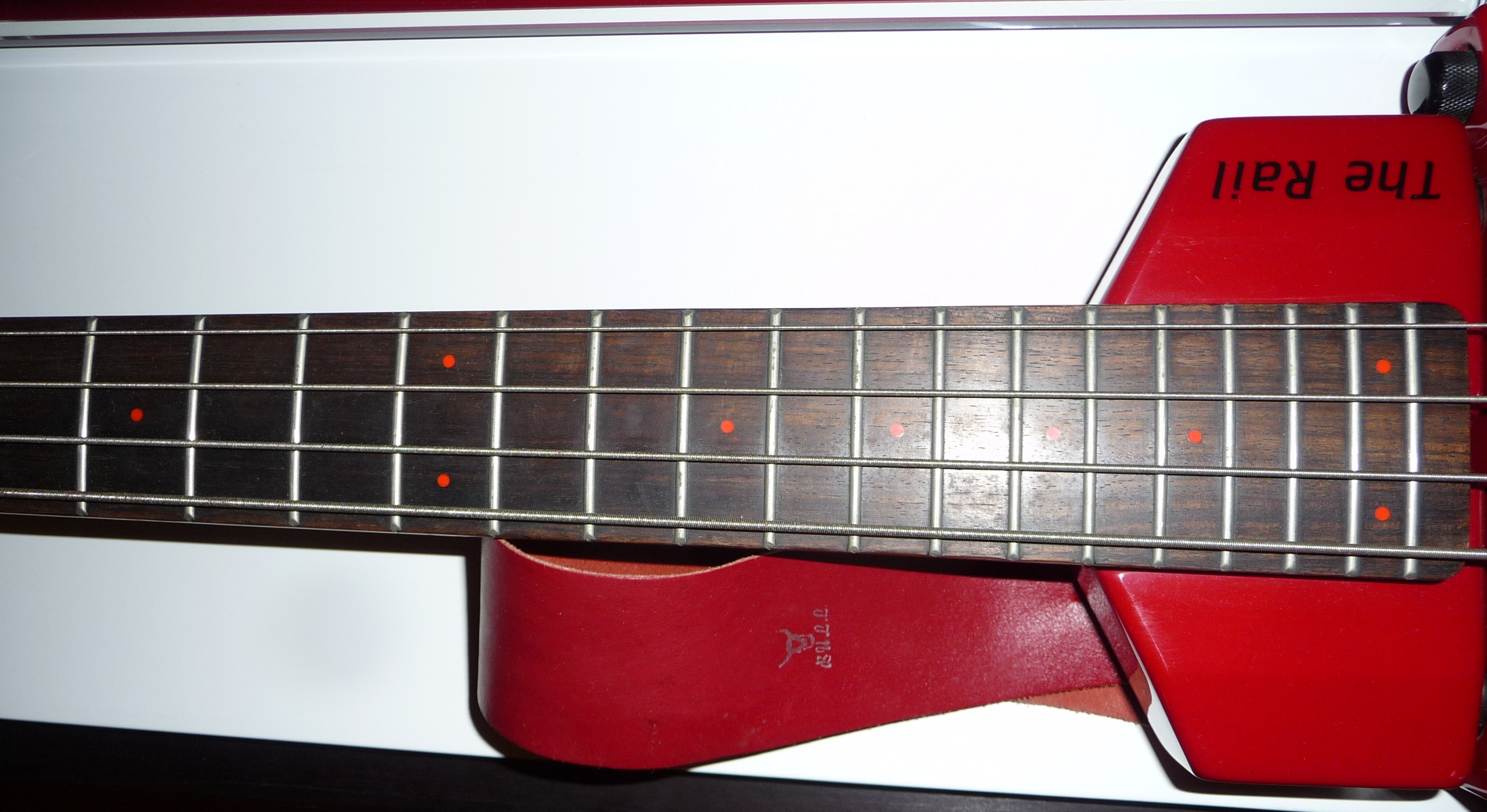 rail - Red Rail in mint condition on eBay * WOW * !! 1rhxfp