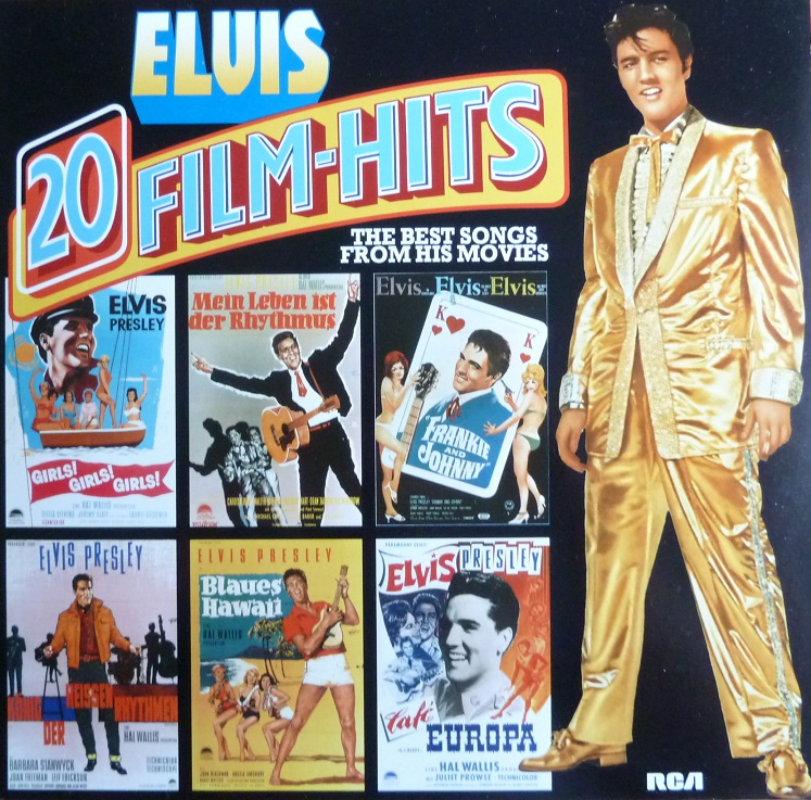 20 FILM HITS - THE BEST SONGS FROM HIS MOVIES 20filmhitsvol1frontirejv