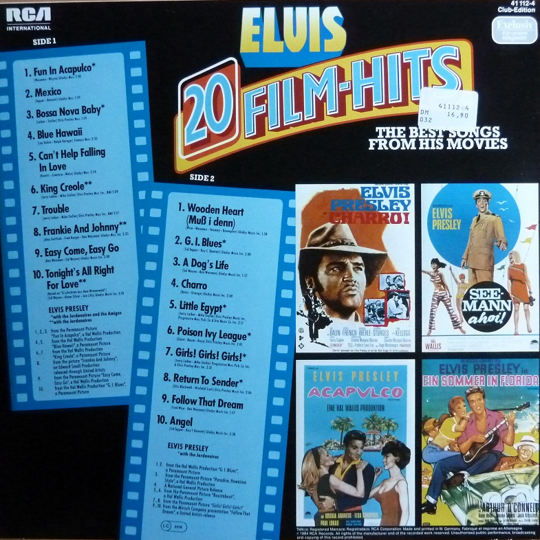 20 FILM HITS - THE BEST SONGS FROM HIS MOVIES 20filmhitsvol1rckseitx3e4z