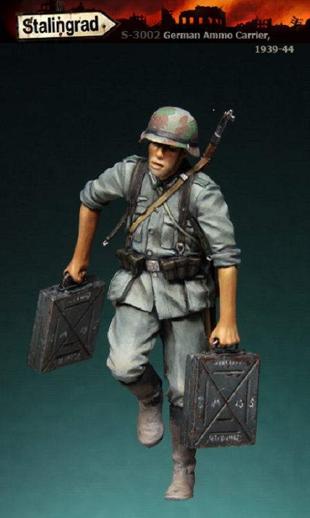 Resinfigures from Stalingrad. 3002-19n45f