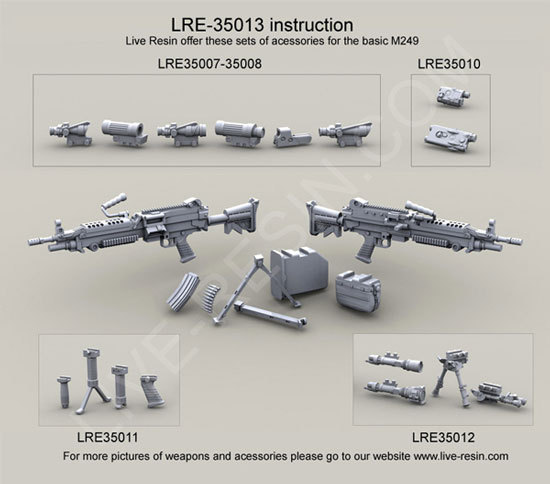 New from Live-Resin..unbeliveble details. 35013-instruction-web1po2b