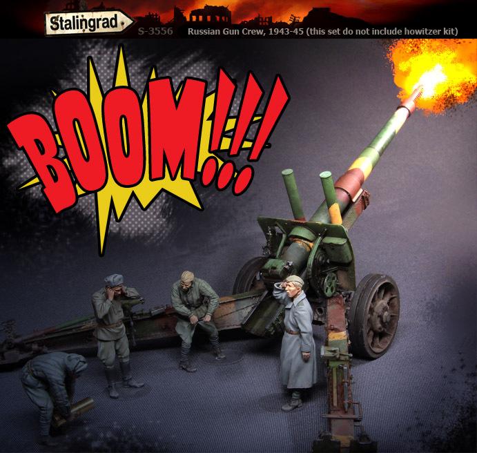 Resinfigures from Stalingrad. 3556-1uizsf