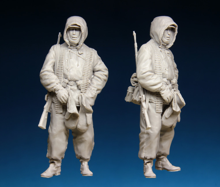 Resinfigures from Stalingrad. 3584-s116hxsy