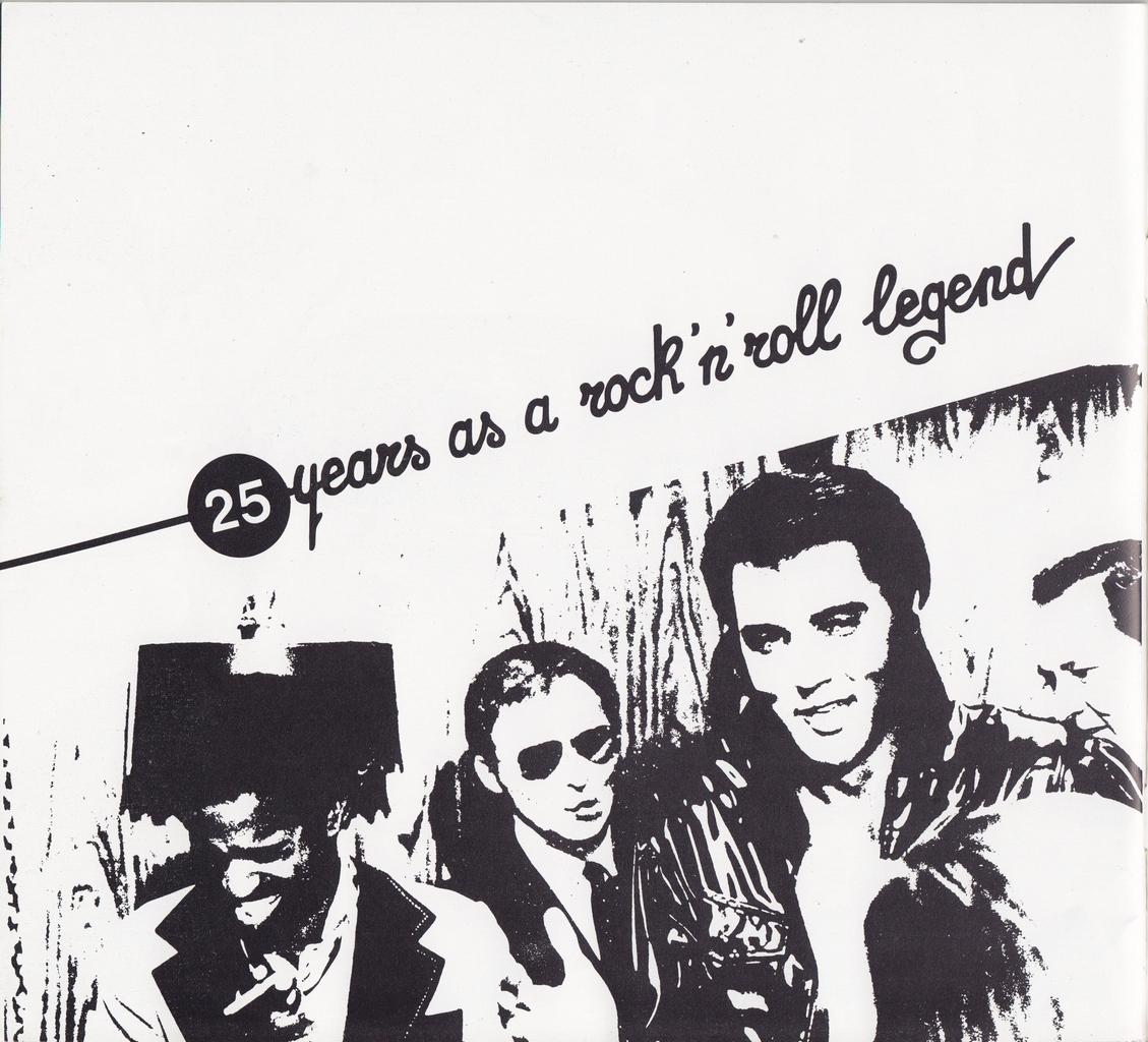 25 YEARS AS A ROCK'N'ROLL LEGEND 37bookletgnfv7