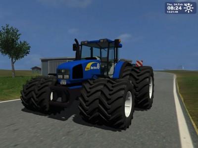 New Holland T8050 V-POWER v1.1 525141rqu0