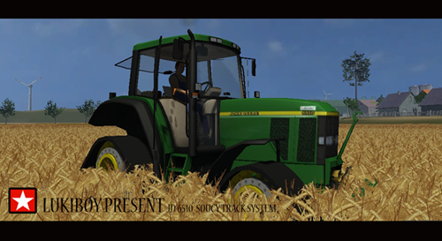 John Deere 6910 (Soucy Track System) 6910malyscqq