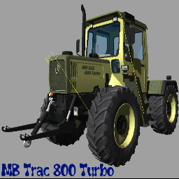 MB tractor Modpack 8007qh6
