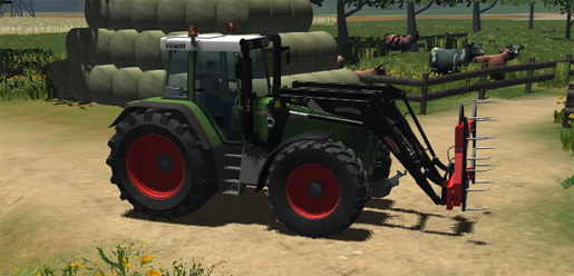 Fendt 816 FL (Powershift) 820fliqveexvr