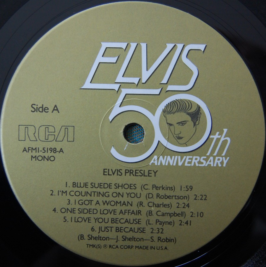 ELVIS PRESLEY Afm1-5198cukqh8