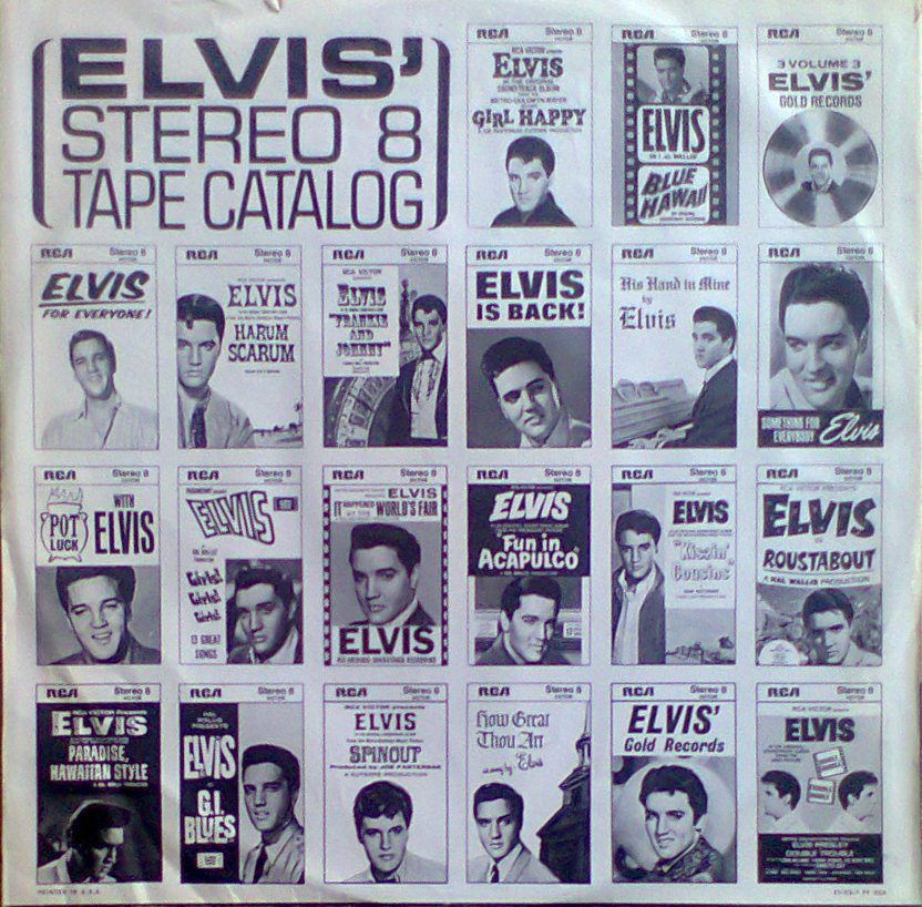 ELVIS AS RECORDED AT MADISON SQUARE GARDEN Anl1-131951auuj
