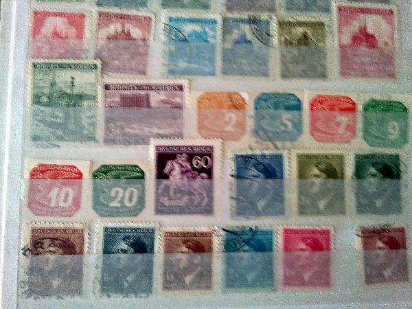 Wertbestimmung von meiner briefmarken Atds-003dv77