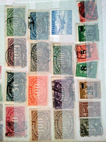 Wertbestimmung von meiner briefmarken Atds-005ukxo