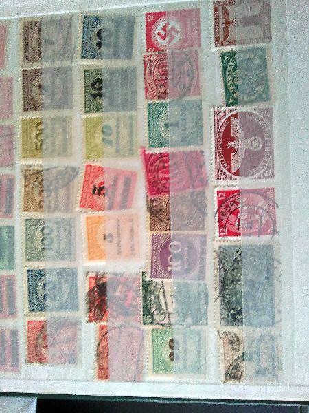 Wertbestimmung von meiner briefmarken Atds-007rvvy