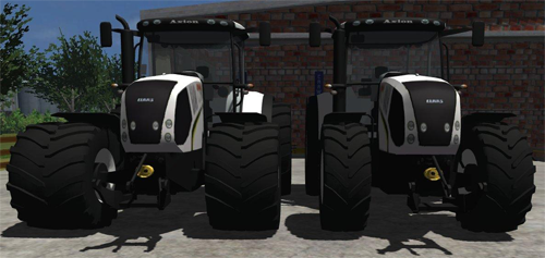 CLAAS Axion 850 (Special Edition pack) Axionpzqi7