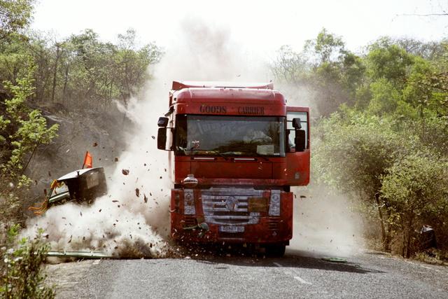 Indisch für Anfänger / Für Trucker von Trucker B640x600glex