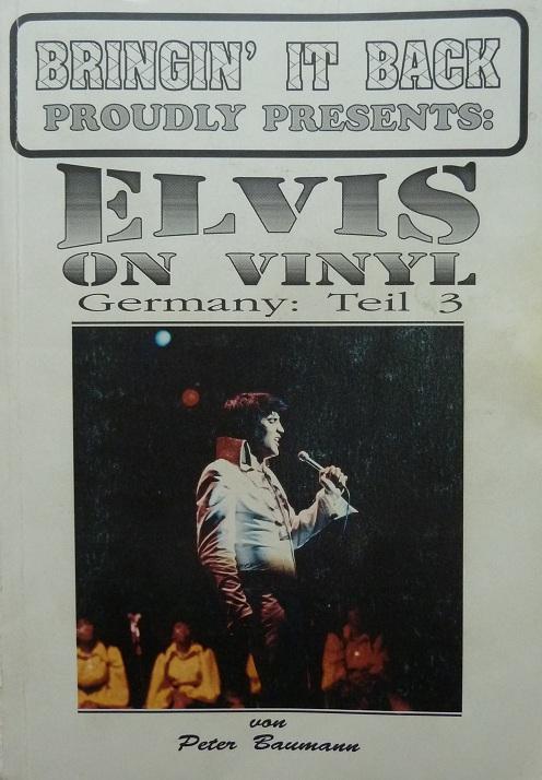 vinyl - ELVIS ON VINYL Teil 3 Baumanncoverjzixk