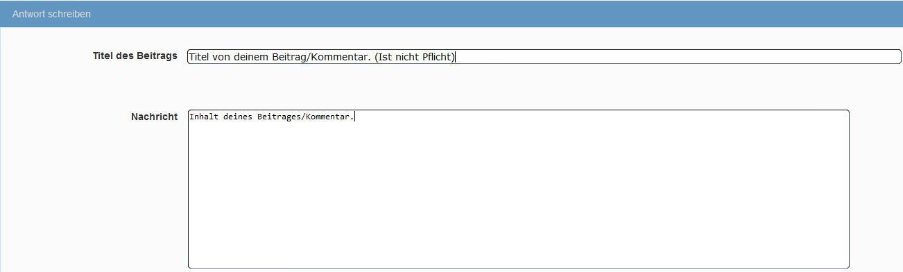 Forumtutorial's Beitragerstellen3reb2