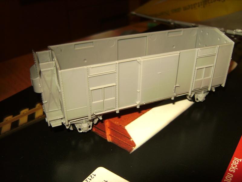 Güterwagen u. a. Bausätze von Italeri - Infos und Vorstellung Bild3599ljrlj