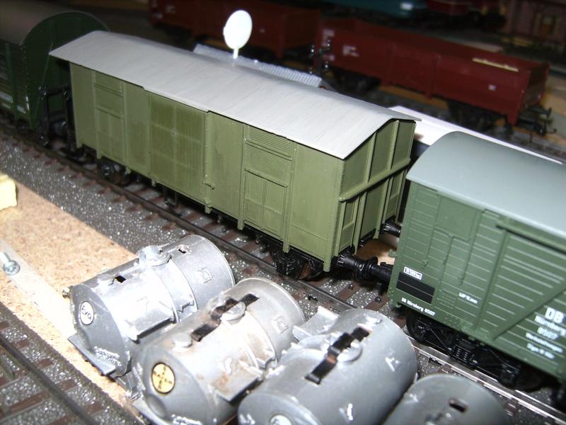 Güterwagen u. a. Bausätze von Italeri - Infos und Vorstellung Bild3685q8plm