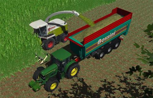Bossini RA 200/6 (MultiPlane) Bossinita8p
