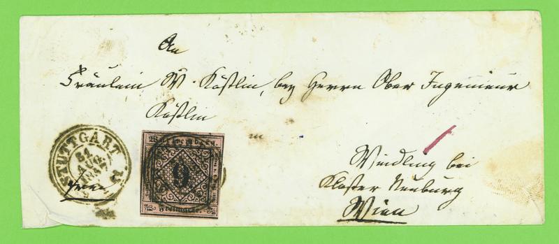 Werdbestimmung von ein paar Briefmarken Briefmarken004gexsd