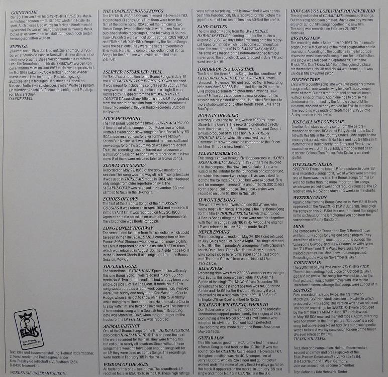 THE COMPLETE BONUS SONGS Completebonus82innenr1vomi