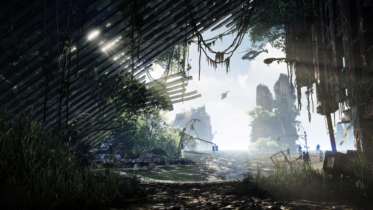 [Tópico Oficial] CRYSIS 3, veja agora o tenso TRAILER do jogo que sai em 2013 Crysis3screenshotwatewrk7z
