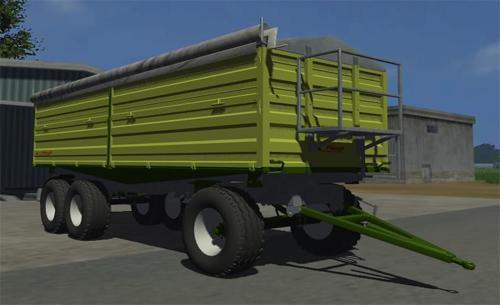 Fliegl DDK 240 (MultiPlane) Ddk2400eib