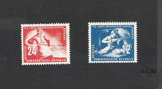 DDR Postfrisch vom Anfang bis zum Ende und FDC`s I Ddr10pbu15