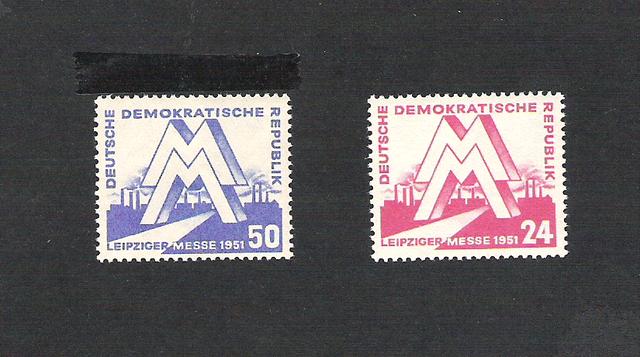 DDR Postfrisch vom Anfang bis zum Ende und FDC`s I Ddr14esu73