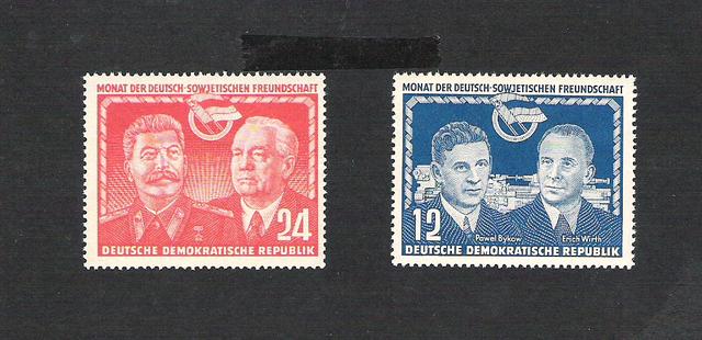 DDR Postfrisch vom Anfang bis zum Ende und FDC`s I Ddr21n0qwx