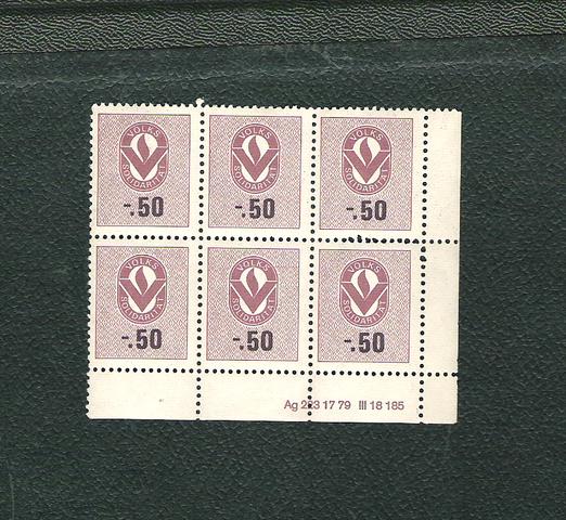 spendenmarken DDR Ddr2343aukc