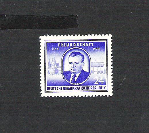 DDR Postfrisch vom Anfang bis zum Ende und FDC`s I Ddr24n5qr0