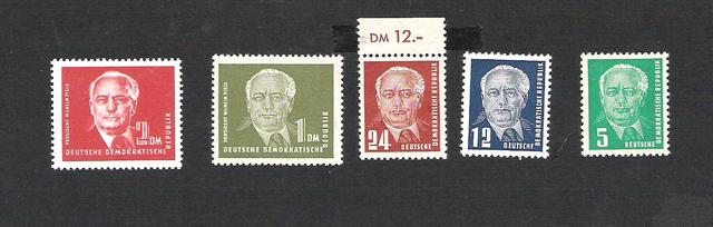 DDR Postfrisch vom Anfang bis zum Ende und FDC`s I - Seite 2 Ddr332tufy