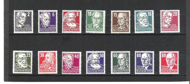 DDR Postfrisch vom Anfang bis zum Ende und FDC`s I - Seite 2 Ddr345qule