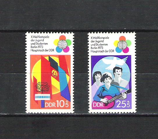 DDR Postfrisch vom Anfang bis zum Ende und FDC`s I - Seite 20 Ddr495pnq31