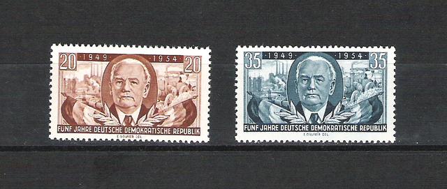 DDR Postfrisch vom Anfang bis zum Ende und FDC`s I - Seite 3 Ddr617bu4a