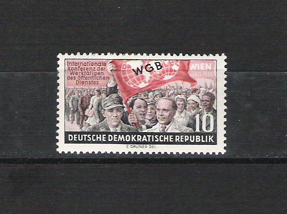 DDR Postfrisch vom Anfang bis zum Ende und FDC`s I - Seite 3 Ddr66veudp