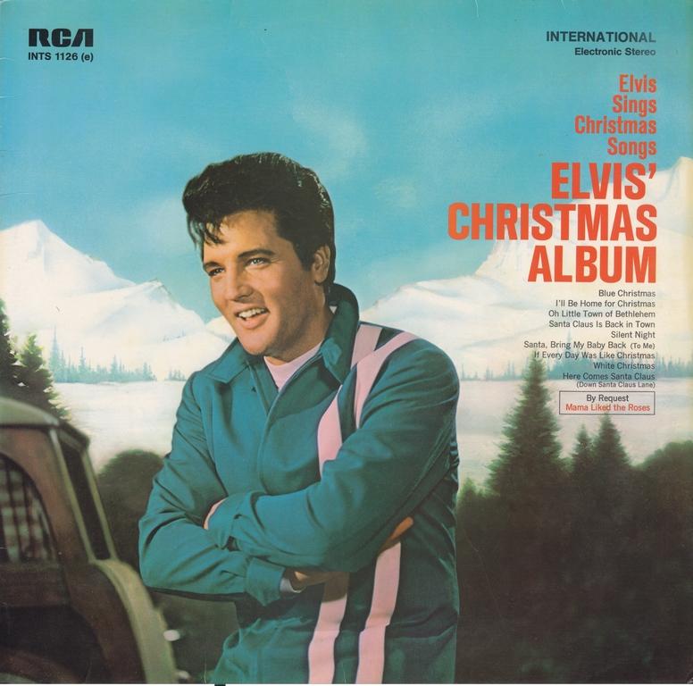 ELVIS' CHRISTMAS ALBUM (1970) Ecagermany70thfront5hkvp