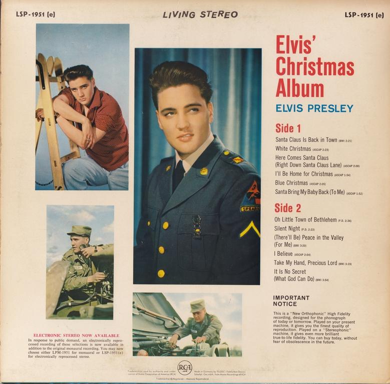 ELVIS' CHRISTMAS ALBUM (1964) Ecagermanystereo60thb8nk7x